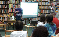 trudy at avid bookstore to present antianxiety food solution