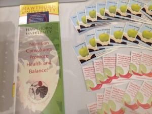 Hawthorn University fliers