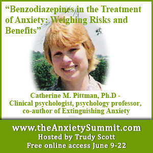 catherine pittman benzos anxiety