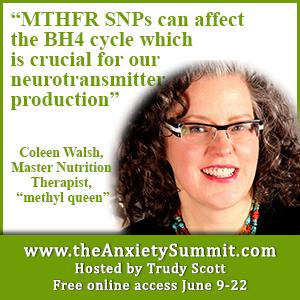 coleen walsh MTHFR SNPs