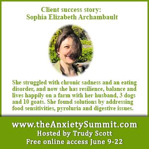 sophia elizabeth client story