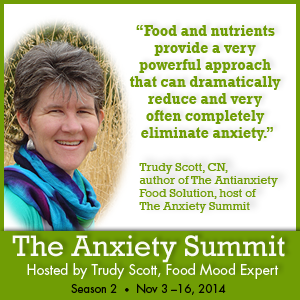 Trudy Scott Anxiety