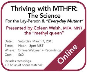 MTHFR lay person training