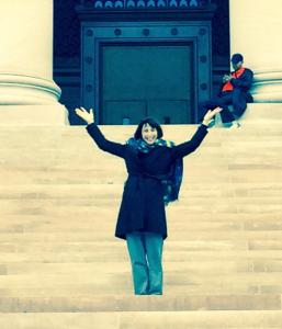 Rebecca in DC