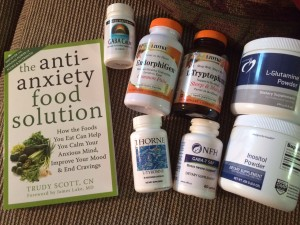 amino acids for anxiety