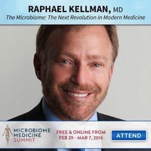 microbiome-summit-raphael-kellman