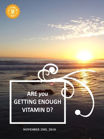 Vitamin D: anxiety, depression, sun exposure, supplements