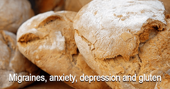migraines, anxiety, depression and gluten on the chronic headachethe goal of a 2015 russian study titled gluten migraine, was to study the prevalence of migraine among patients with celiac disease and to assess the