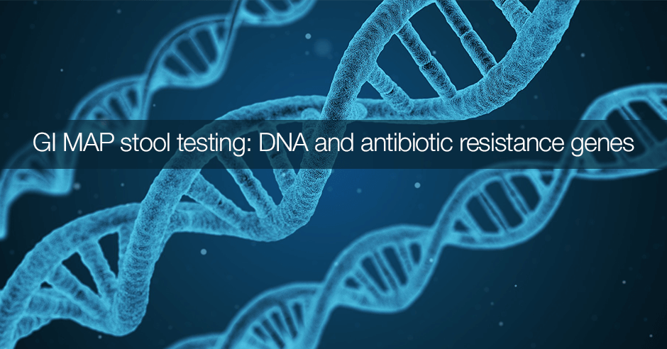 Gi Map Stool Testing Dna And Antibiotic Resistance Genes