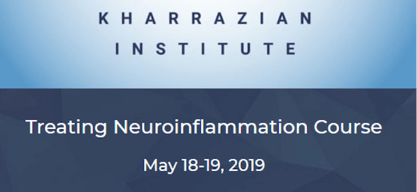 treating neuroinflammation course