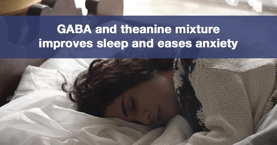 gaba theanine sleep