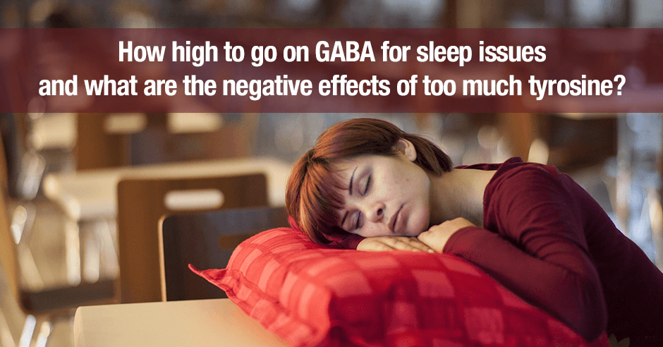 gaba and sleep issues
