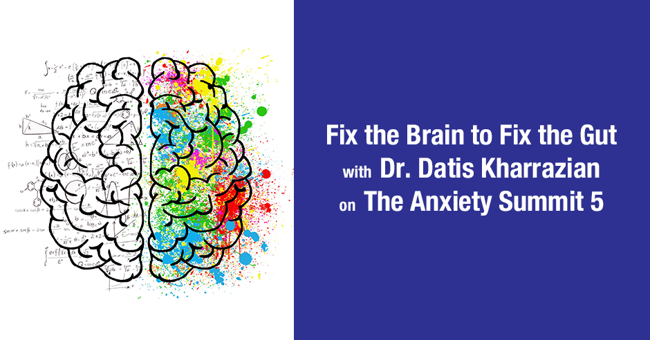 fix the brain to fix the gut