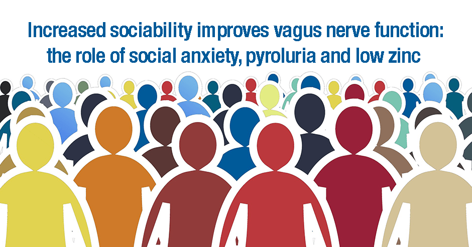 increased sociability and vagus nerve