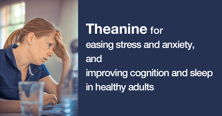theanine for anxiety