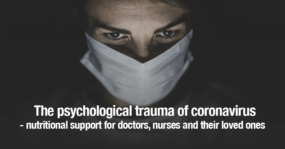 psychological trauma coronavirus