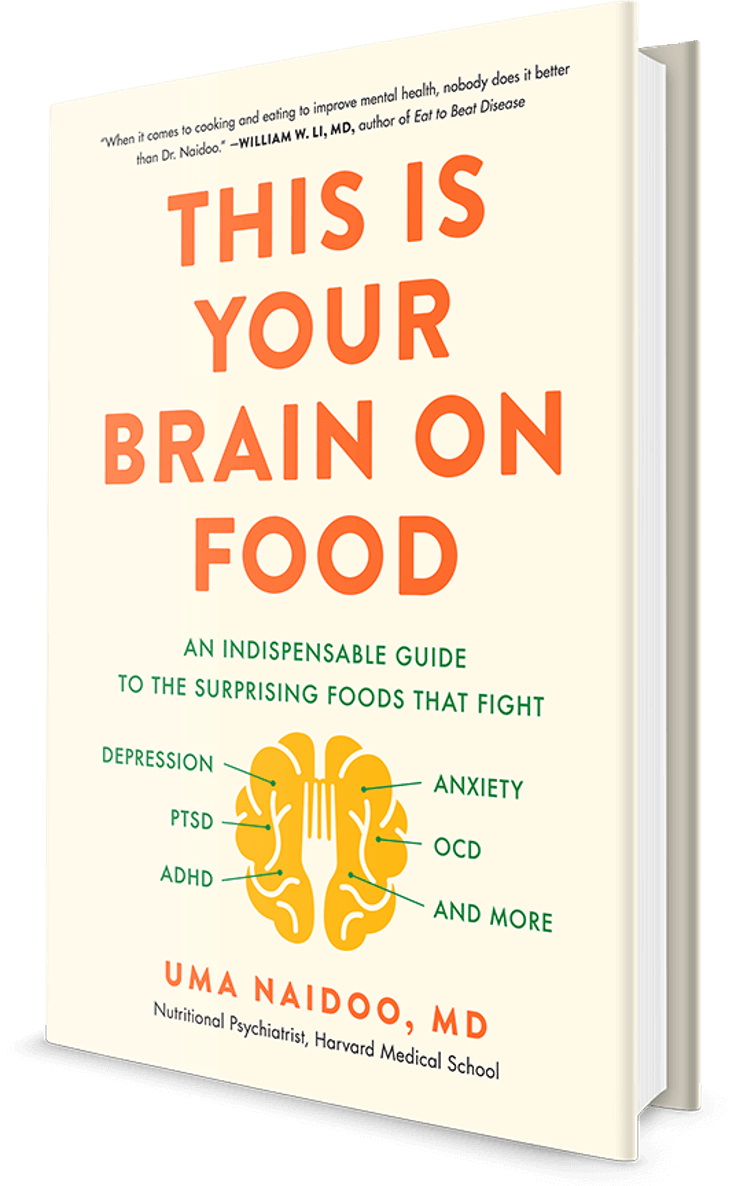 brain on food