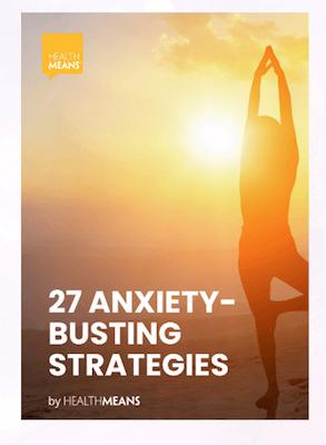 anxiety busting strtegies