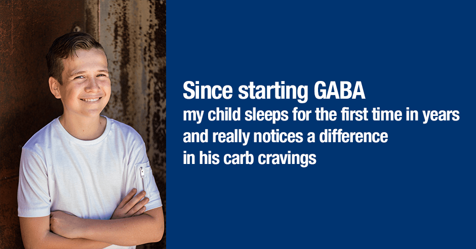 gaba made differences in son