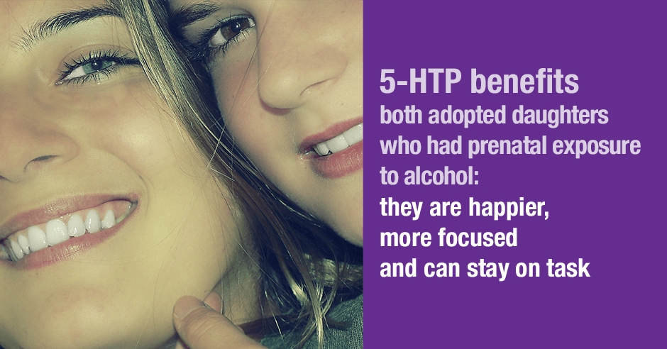 5-htp and prenatal exposure to alcohol