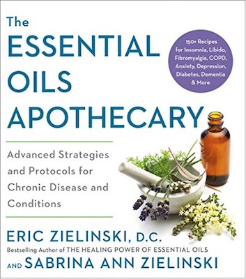 essential oils apothecary