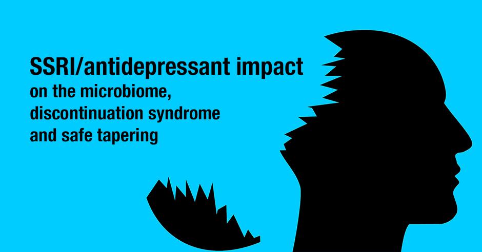 ssri antidepressant impact